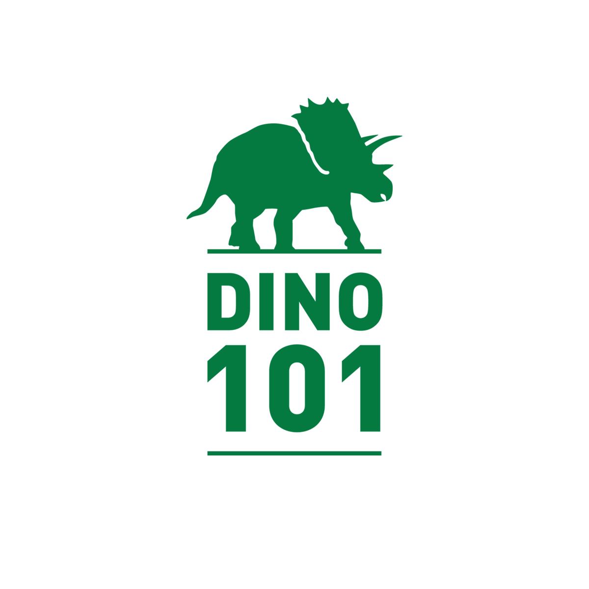 Dino 101 logo