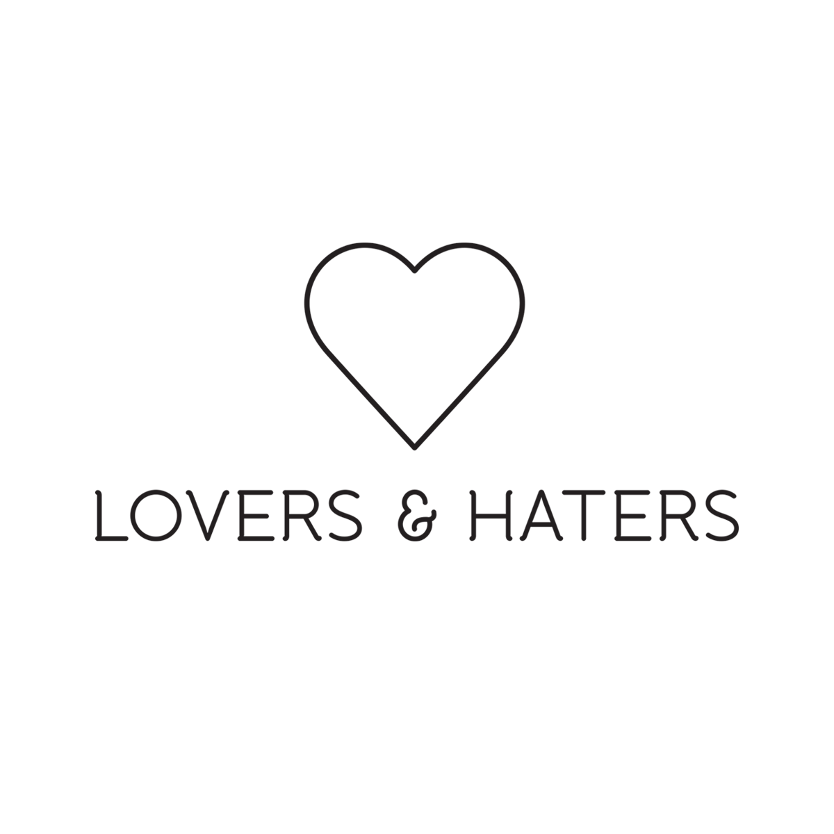 Lovers and Haters logo
