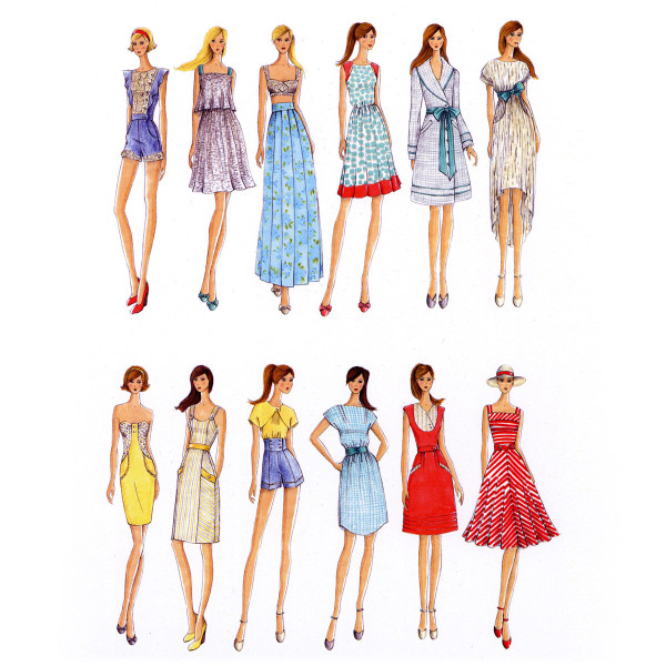 Take me to the sea, a spring/summer collection